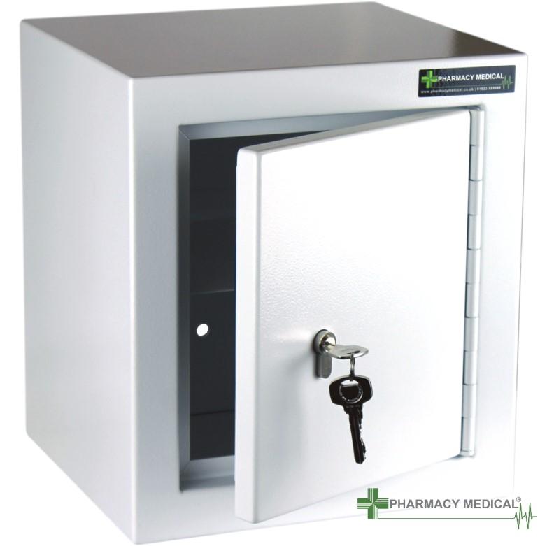 CDC002 Controlled Drugs Cabinet door open