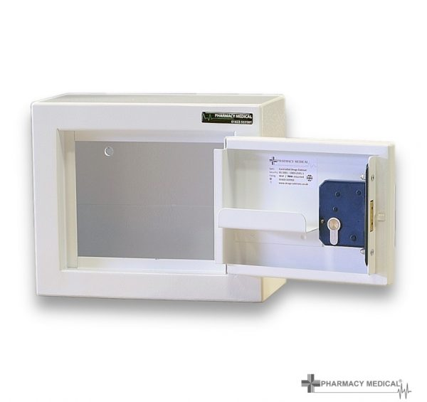 CDC100 Controlled Drugs Cabinet open fully