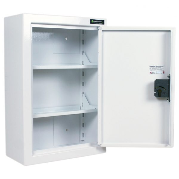 CDC1012 Controlled Drugs Cabinet open