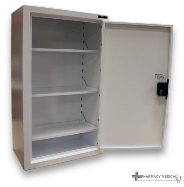 CDC1030 Controlled Drugs Cabinet open fully