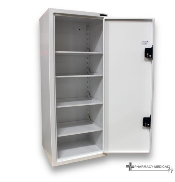 CDC1050 Controlled drugs cabinet fully open