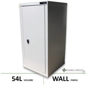 CMED230 Medicine cabinet with internal Controlled Drugs Cabinet