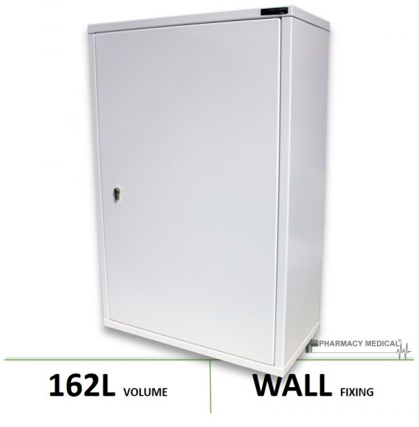 CMED300 medicine cabinet with internal controlled drugs cabinet