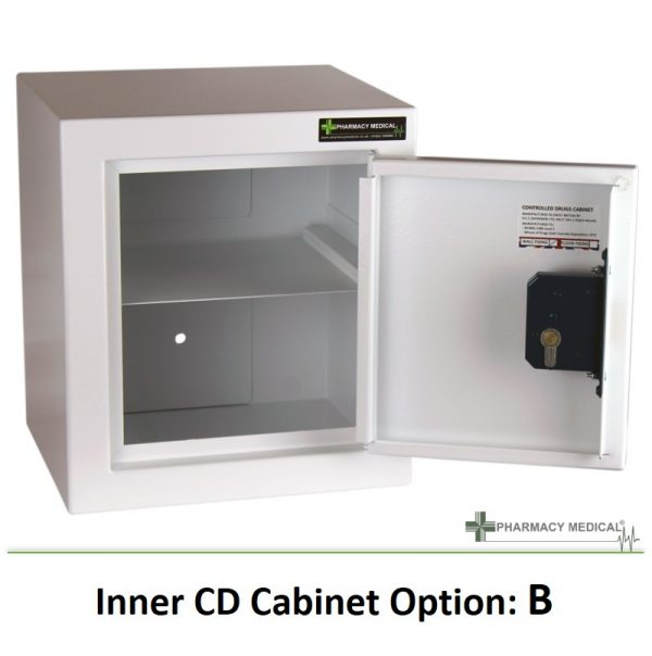 Internal CD Cabinet option B