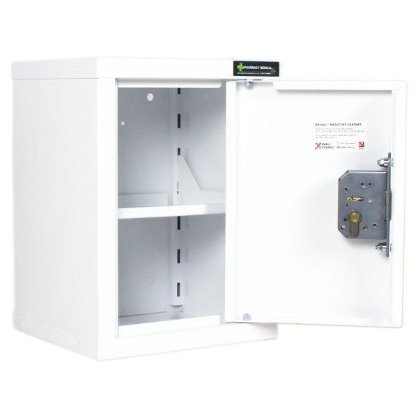 MED100 Medicine Cabinet open