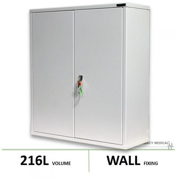 MED402 Double Door Medicine Cabinet