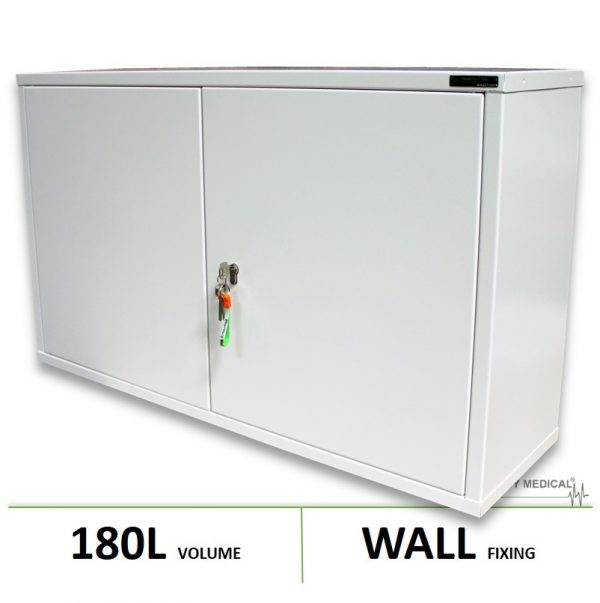 MED403 Double Door Medicine Cabinet