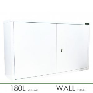 CMED403 medicine cabinet with internal controlled drugs cabinet