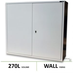 MED404 Double Door Medicine Cabinet main image