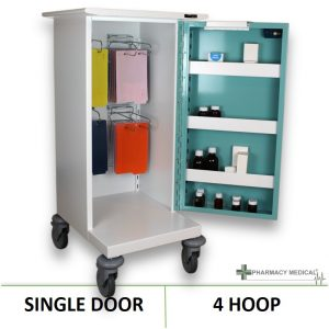 PM110 Medicine Drugs Trolley Main image