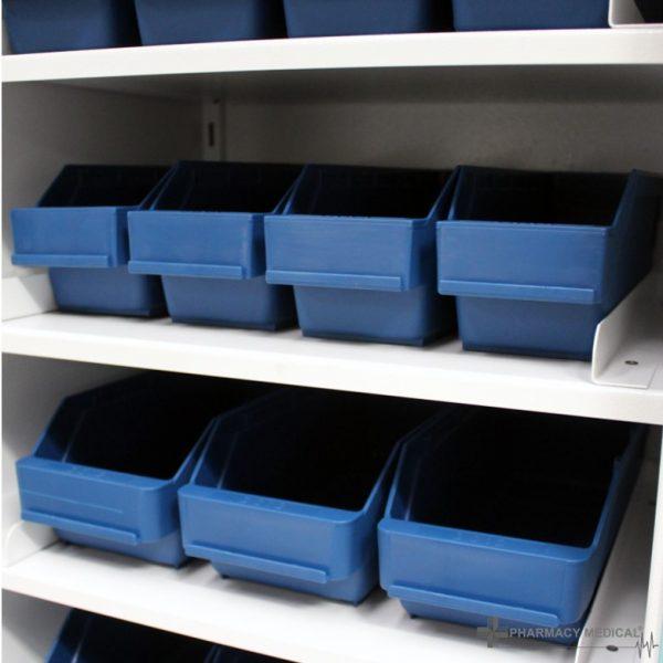 PM501 Original Packaging Drugs Trolley-Tray-detail