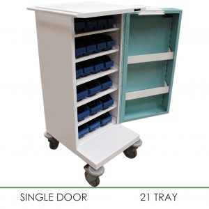 PM501 Original Packaging Drugs Trolley