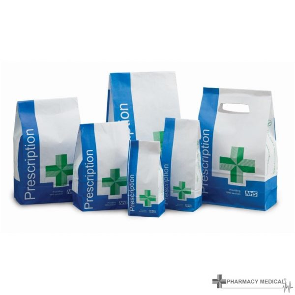 NS prescription counter bags