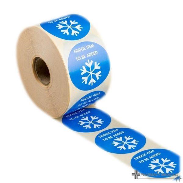 fridge item to be added prescription alert stickers