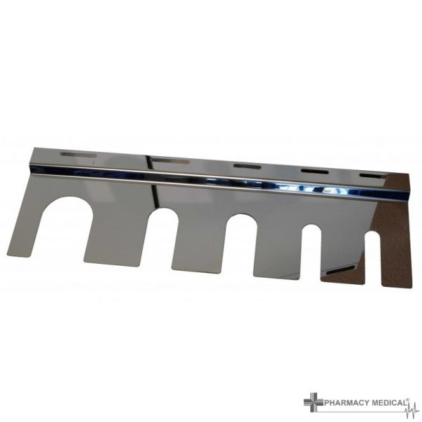 Dispensing measure rack