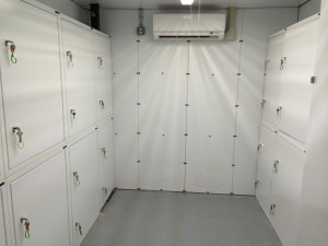 Controlled drugs room