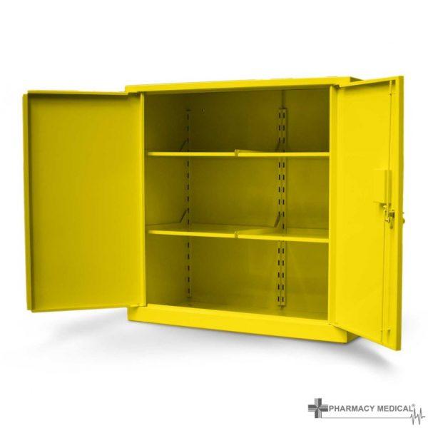 haz1294d hazardous substance cabinet