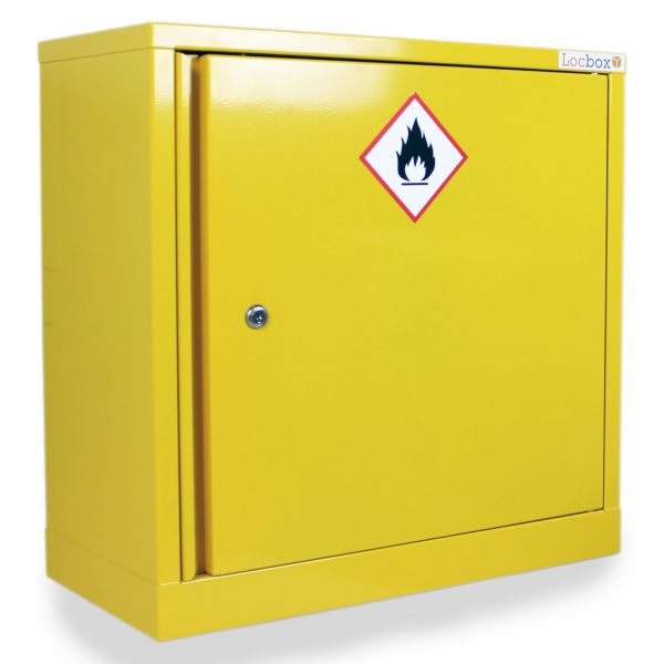 haz663 hazardous substance cabinet