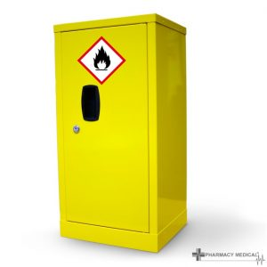 HAZ733 Hazardous substance cabinet