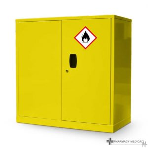 haz994d hazardous substance cabinet