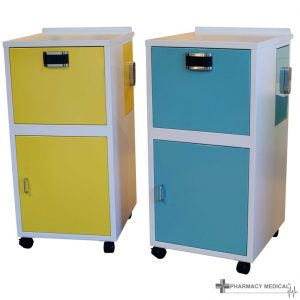 Hospital Furniture bedside cabinets
