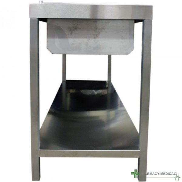 stainless steel sluice sink