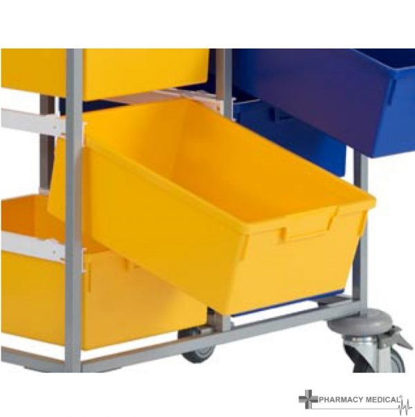 carry cart tray detail