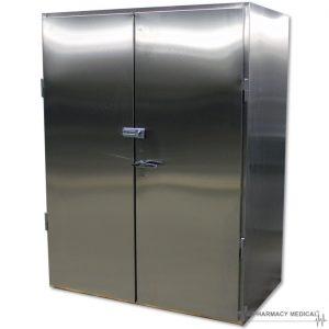 gas cylinder storage cabinet