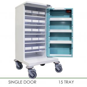 PM515 Original Packaging Trolley
